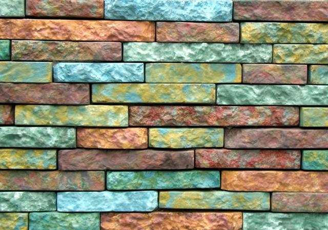 Изготовление декоративного отделочного камня-плитки Пермь SLANET